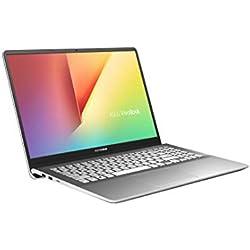 """Asus Vivobook S S530FA-BQ133T 15"""" Gris métalisé (Intel Core i5, 8 Go de RAM, 1 To + SSD 256 Go, Windows 10) Clavier AZERTY Français"""