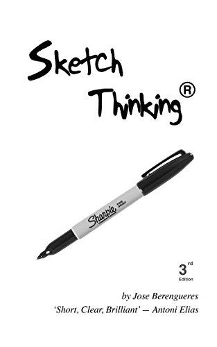 Sketch Thinking por Jose Berengueres