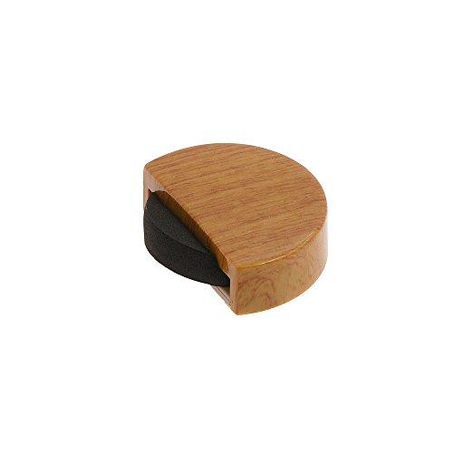 wolfpack-5320333-tope-puerta-adhesivo-silencioso-color-madera
