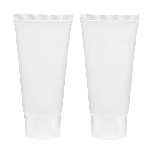 Nopea Makeup Container Kosmetik Leerflasche Reise Flaschen Set Kulturbeutel Handcreme Flasche Hautpflege Container Nachfüllbar Kosmetiktasche Kosmetik Soft Tube