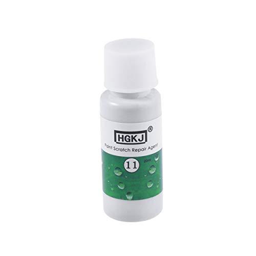 Vosarea HGKJ-11 Reparatur-Reinigungsmittel für Autolackierung, Zum Nachrüsten von Autowachs, Zum Entfernen von Lackieren von Autolacken, Zum Auftragen von Selbstkleben (20 ml)