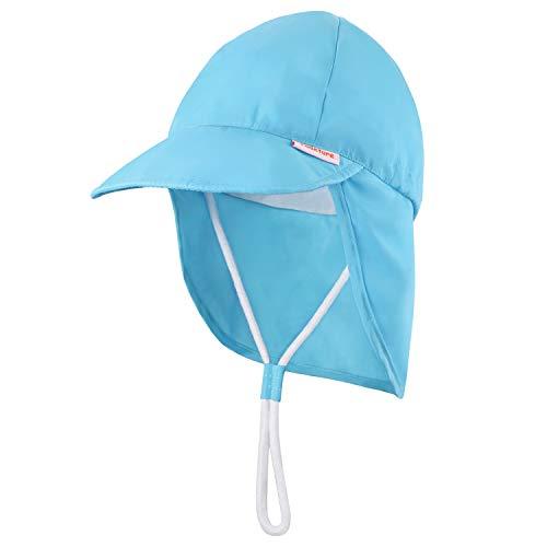 Niños Bebé Sombrero protección Solar UPF 50+ 6