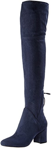 Aldo Women's Adessi Boots, Blue (Navy), 5.5 UK 38.5 EU