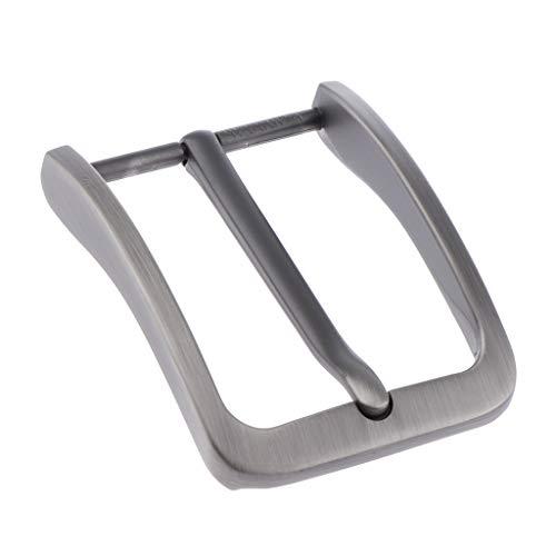 MagiDeal Metall Gürtelschnalle Buckle Dornschliesse Schließe für Gürtel Wechselgürtel - 03, 38-39 mm
