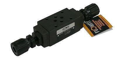 flowfit idraulico cetop 3Valvola di controllo con