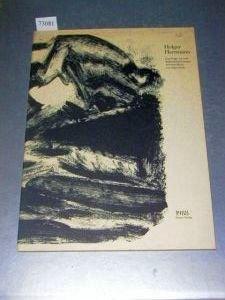 Adam Seide (Holger Hermann. Eine Folge von acht Kaltnadelradierungen und einer Skizze von Adam Seide; aus dem Nachlass von Gerhard Löwenthal)