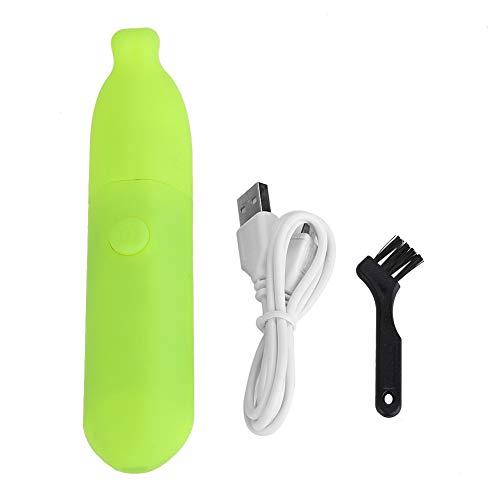 Elektrische Nagel Trimmer Datei Bananenform Nagellack Schleifen Werkzeuge Pediküre Nail Art mit USB...