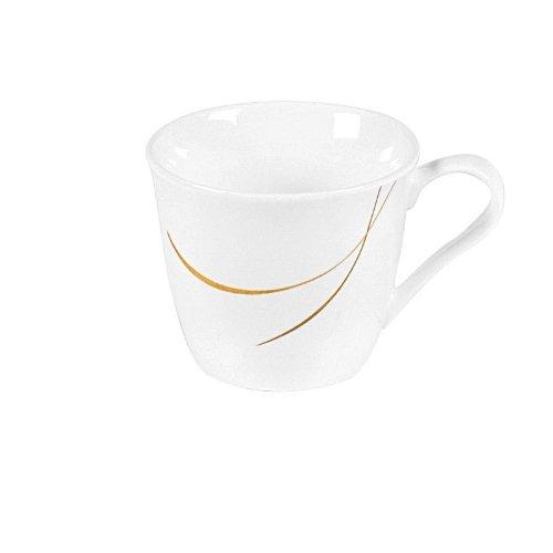Serie Scala Espresso-Obere / Espresso Tasse, 100ml, weiß (1 Stück)
