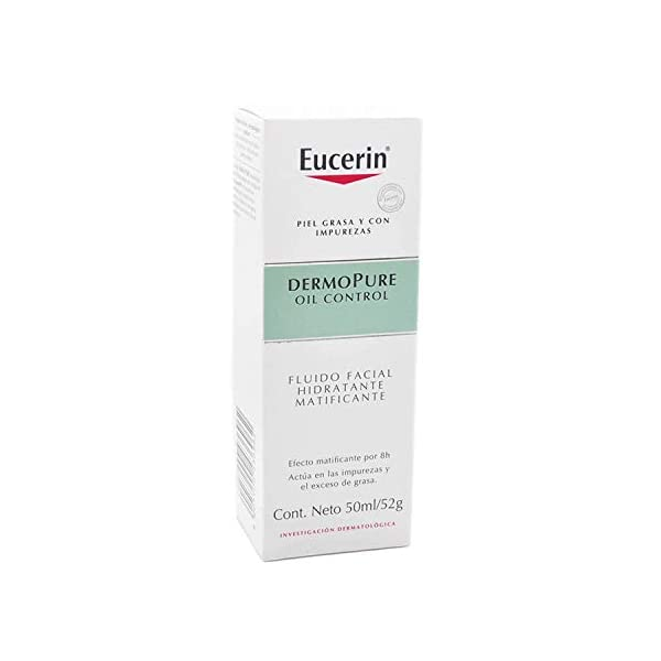 Eucerin – Dermopure Fluido Facial Matificante Hidratante