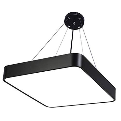 Araña de forma cuadrada moderna y simple LED Protector de ojos antioxidante,...