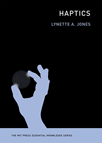 Haptics (MIT Press Essential Knowledge series) por Lynette Jones