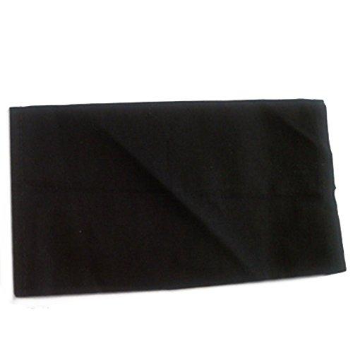 5-de-manchette-Raclette-en-coton-de-3-m-en-noir
