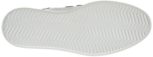 Mjus 894111-0101, Sneakers basses femme Weiß (Bianco/Blu)