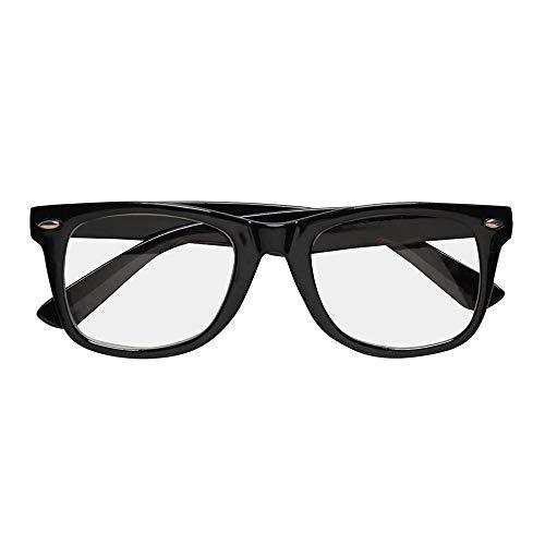 Widmann 6633N Brille für mehrere Charaktere, Schwarz