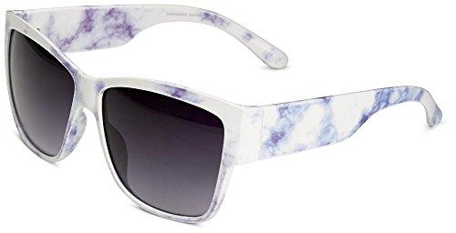 Quay Australia Damen KITTI Sonnenbrille, Braun (COFF/ORNG), One size (Herstellergröße: Einheitsgröße)