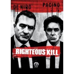 Price comparison product image Righteous Kill (2 Disc Set) - Robert De Niro,  Al Pacino,  Curtis 50 Cent Jackson,  And Carla Gugino