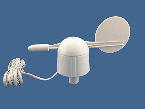 MISOL 1 PCS of Spare part for weather station to test the wind direction/Ersatzteil für Wetterstation, um die Windrichtung zu testen - Test Station