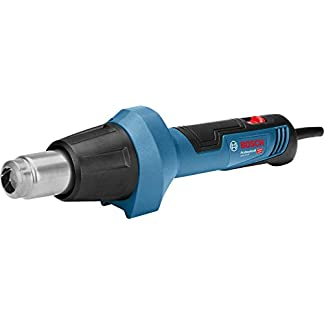 Bosch Professional GHG 20-60 – Decapador (2000 W, 9 temperaturas 50 a 630º, pantalla digital, 2 flujos, en caja)