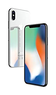 Apple iPhone X (64GB) - Silber (B075LYDD7Z) | Amazon Products