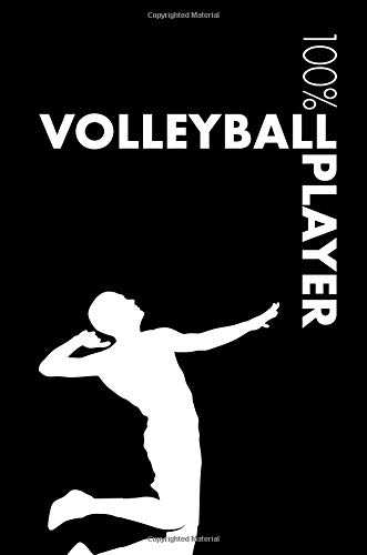 Volleyball Notebook: Lined Mens Volleyball Journal For Player and Coach por Elegant Notebooks