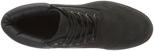 schwarzes Timberland 6 FTB Herren Premium 10001 Stiefel Inch Nubukleder wTB6wp0