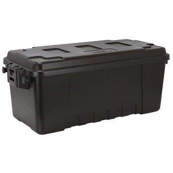 PLANO Storage - Baule, misura media, confezione da 3, colore: Nero