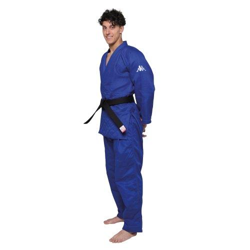 Kappa4judo sydney, judogi unisex – adulto, blu, 3/160 cm