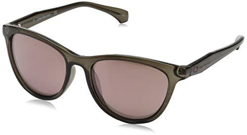 Calvin Klein Damen CKJ811S 047 52 Sonnenbrille, Crystal Charcoal,