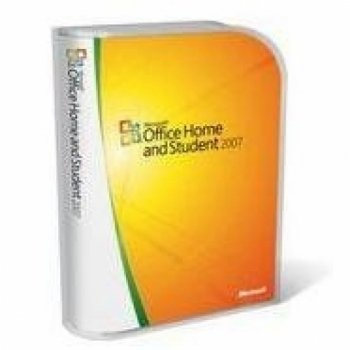 Microsoft OEM Office Home and Student 2007, 1 pack, Medialess Key, version...