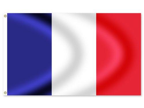 Drapeau La France 150 x 90 cm