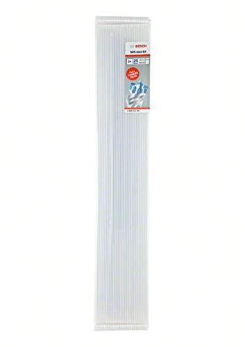 Bosch Hammerbohrer SDS max-8X 5-teilig (Maße 25x400x520 mm, Bohrer für Beton und Normalbeton) 2608578706