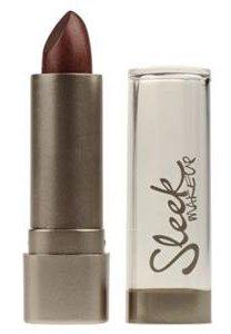 Sleek MakeUp Lipstick Cream Coffee 3,8 g, 1er Pack (1 x 3.8g)