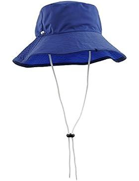 Tuga Jungen Sonnenhut mit UV-Schutz UPF50+, wendbar für zwei Farboptionen