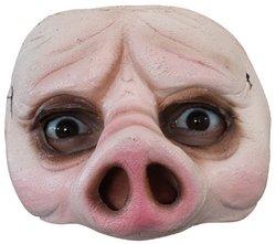 Halbe Schweinemaske (Cv Kostüme)