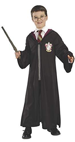 Rubie's IT5374 - Harry Potter Kit accessori, Bacchetta magica e occhiali, Taglia unica