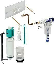 geberit cistern water saving conversion kit on twinline diy tools