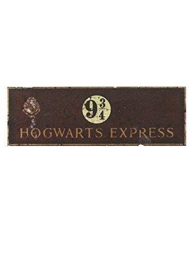 Harry Potter Hogwarts & Star-Braccialetto In Silicone Spesso