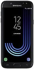 Samsung Galaxy J5 (2017) Smartphone, Black, 16 GB Espandibili, Mono SIM [Versione Italiana]