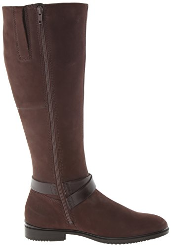 Ecco Ecco Touch 15 B Tall Boot, Bottes femme Marron - Coffee