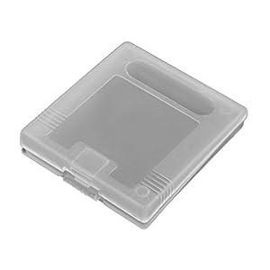 iMinker Freie Plastikspielkarten-Kassetten-Speicherkasten-Kasten-Staub-Abdeckung für Gameboy Color, Gameboy Pocket, GB GBC GBP