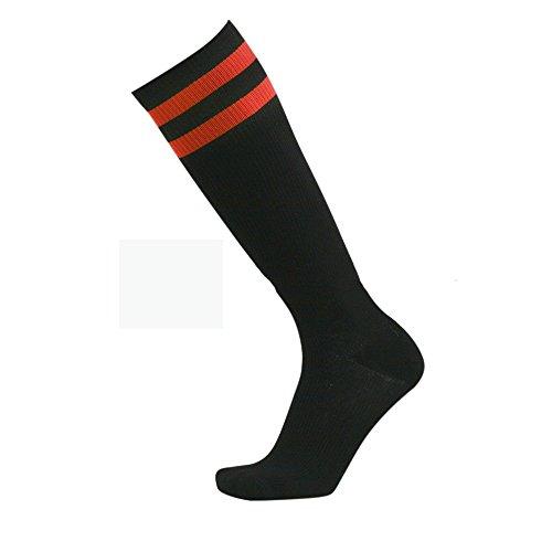 NEWELLHW Marathon-Stretch-Running-Socken, Reisen Reiten Kompressionssocken, Leiter Gradient Druck Socken für Männer und Frauen
