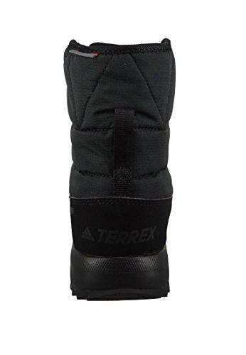 adidas Nucleo Stivali Invernali Choleah Alta CP CW W Nero/Bianco Gesso/Nucleo Nero Nero - BB3966 core black/core black/grey five
