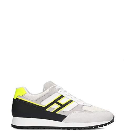 Hogan Sneakers Uomo MOD. HXM4290BD80KWB Bianco 8.5