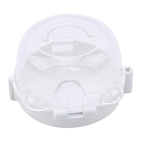 Eleusine Kind Safegaurd Lock Küche Cooker Ofen Herd Knopfabdeckung Schalter Control Guard Shield
