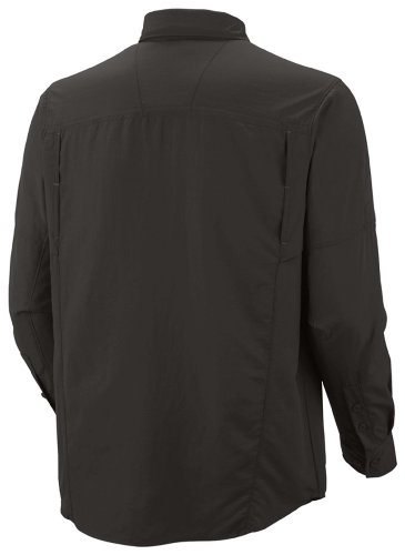 Columbia Herren Silver Ridge Long Sleeve Shirt Hemd Grill