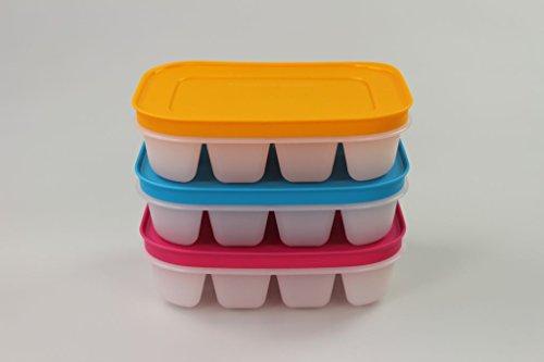 tupperware-stampo-pinguino-per-ghiaccio-mini-rosa-arancione-blu-11293