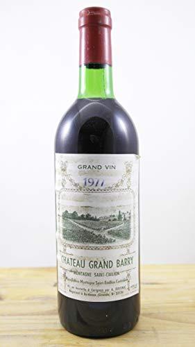 Vino Cosecha 1977 Château Grand Barry TLB Botella