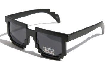 Produktbild Pixel Nerd Sonnenbrille