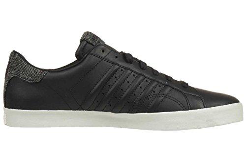 K-Swiss Belmont P Herren Sneakers Schwarz (Black/ Bone/ Charcoal 031)