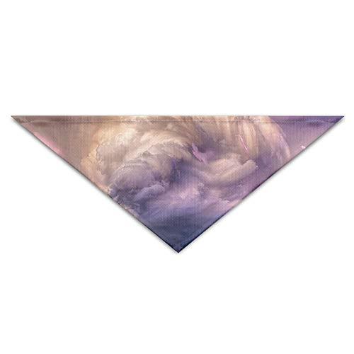 Gorgeous Socks Lovely Lightning Storm Printing Polyesterfaser 100% Pet Schals Zubehör Einstellbar für alle Größen Hunde Katzen Haustiere